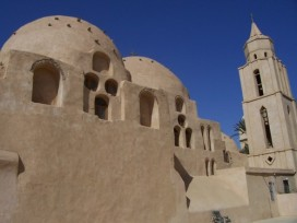 St Bishoi Monastery, Wadi Natrun