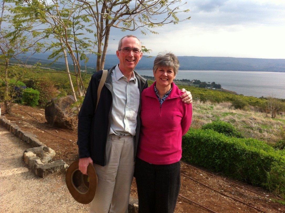 sea of galilee 2015